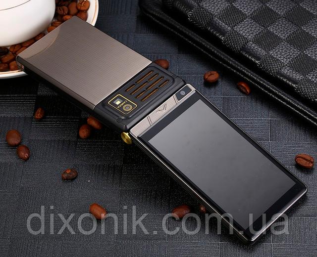 Мобильный телефон Tkexun RS-1 black