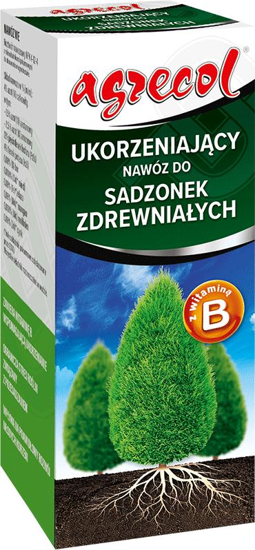 Укоренитель -  удобрение Agrecol для одревесневших растений 30г