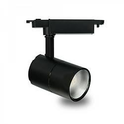 Трековый светильник Feron AL103 40W черный