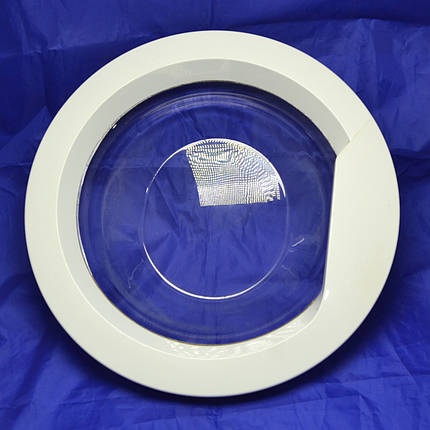 Люк (дверца) для стиральной машины Zanussi Б/У, фото 2