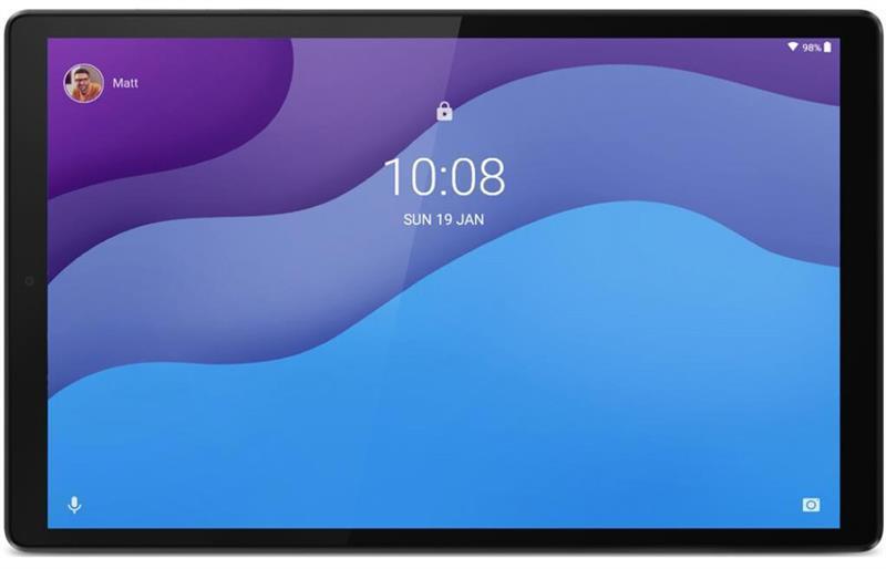Планшетный ПК Lenovo Tab M10 HD 2nd Gen TB-X306F 32GB Platinum Grey (ZA6W0020UA) 10.1 (1280х800) IPS /