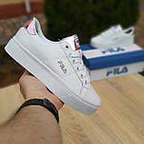 Кросівки розпродаж АКЦІЯ останні розміри ФІЛА 550 грн 37й(24см) , люкс копія, фото 2