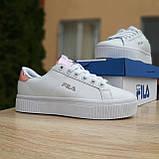 Кросівки розпродаж АКЦІЯ останні розміри ФІЛА 550 грн 37й(24см) , люкс копія, фото 3