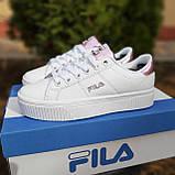 Кросівки розпродаж АКЦІЯ останні розміри ФІЛА 550 грн 37й(24см) , люкс копія, фото 5