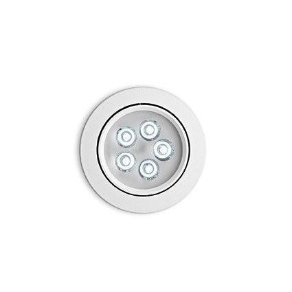 Точечный светильник Ideal Lux DELTA FI5 BIANCO (062402)