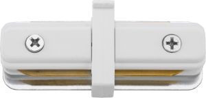 Конектор Nowodvorski PROFILE STRAIGHT CONNECTOR WHITE 9454
