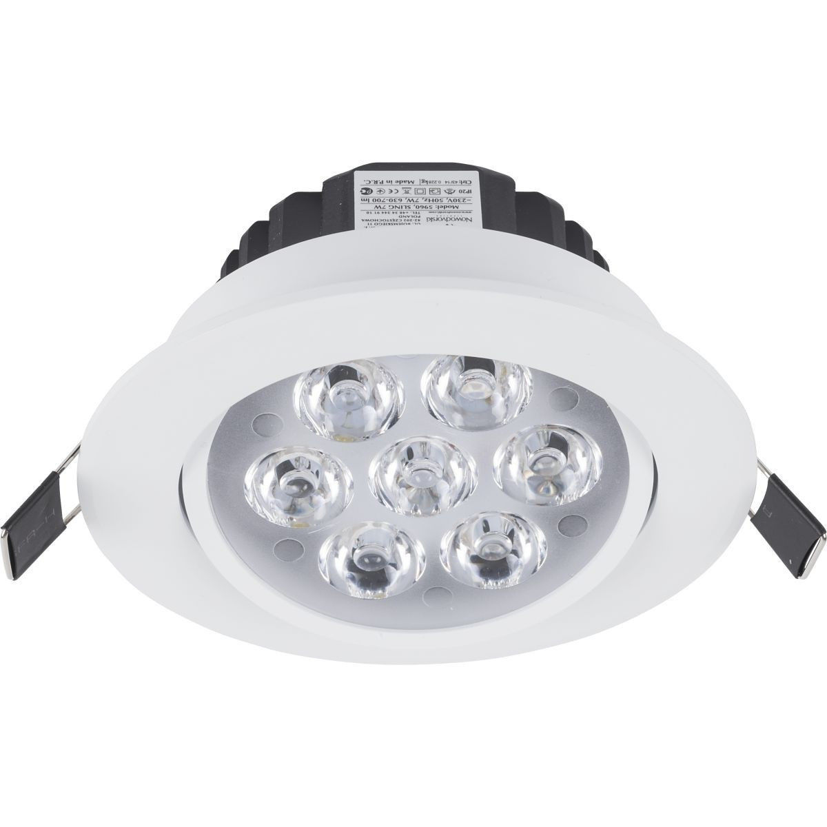 Світильник точковий Nowodvorski CEILING LED WHITE 5960
