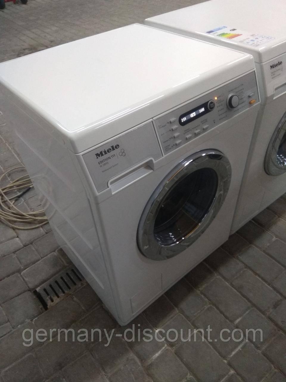 Стиральная машина Miele W 5893 WPS Edition 111