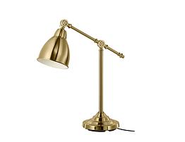 ІКЕА BAROMETER БАРОМЕТР  (003.580.37) Лампа робоча, латунний
