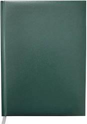 Ежедневник недатированный MASTER, A5, 288 стр. в клетку, зеленый(BM2003-04)