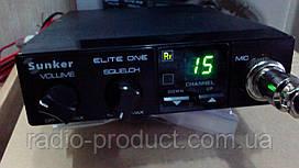 Рация, радиостанция Sunker CB Elite One