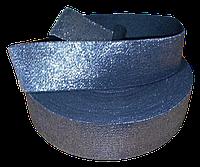 Резинка люрикс 5 см чёрная