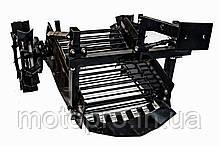 Картофелекопалка транспортерная Ярило PRO (привод от колес, сцепка в комплекте)