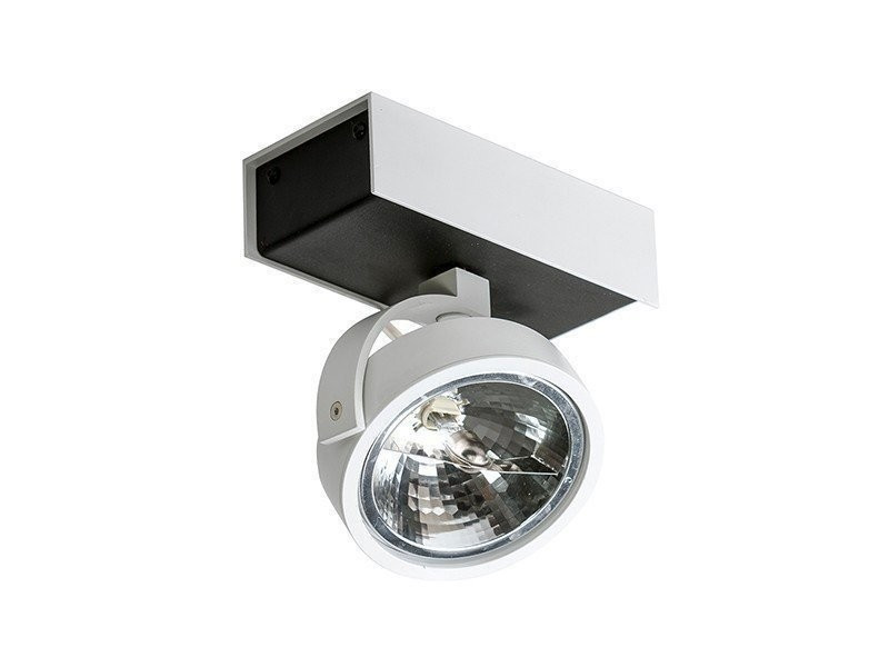 Спот Azzardo AZ1372 MAX 1 12V LED BK/WH (GM4114-12V-WH-BK)