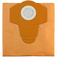 Набор мешков для пылесоса строительного 40л 5шт Einhell 2351180