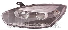 Фара правая электро хром Н7+Н7 для Renault Megane 2014-16