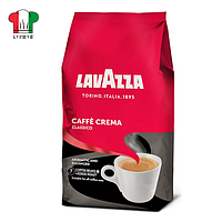 Кофе зерновой Lavazza Crema classico 70/30 1кг