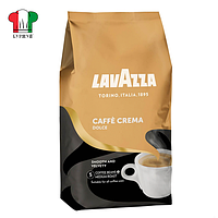 Кофе зерновой Lavazza Crema Dolce 80/20 1кг