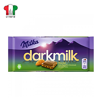 Шоколад Milka с миндалем 85г