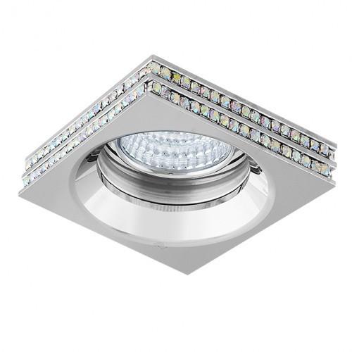 Светильник точечный Azzardo AZ1460 EVA Square (NC1519SQ-CH)