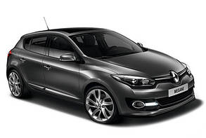 Фонари задние для Renault Megane 2014-16