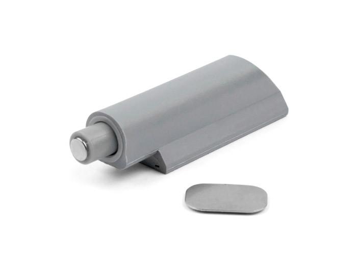Штовхач врізний GIFF Pusher-1 сірий