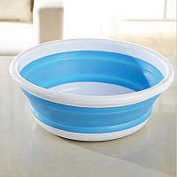 Миска складна Collaps Bowl Blue Тарелка 27 см
