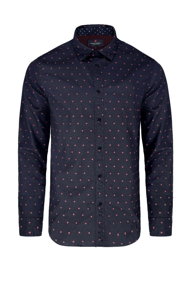 Мужская рубашка Volcano K-Erl M09075-600