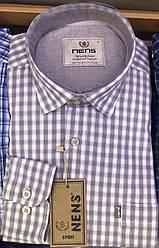 Котонова сорочка з довгим рукавом Nens