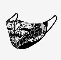 Маска захисна Japona Mask - Red Black Samurai