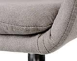 Кресло офисное  Bliss Grey, фото 6
