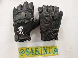 Перчатки спортивные многоцелевые BC-160 (кожа), размеры в ассортименте XL