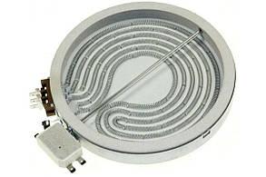 Конфорка (ТЭН-спираль) для стеклокерамической варочной поверхности Ariston | Indesit C00139052