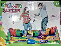 Музыкальны детский коврик 8887