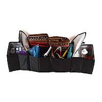 Большой органайзер в багажник авто (с термобоксами) (АО-1007-6)