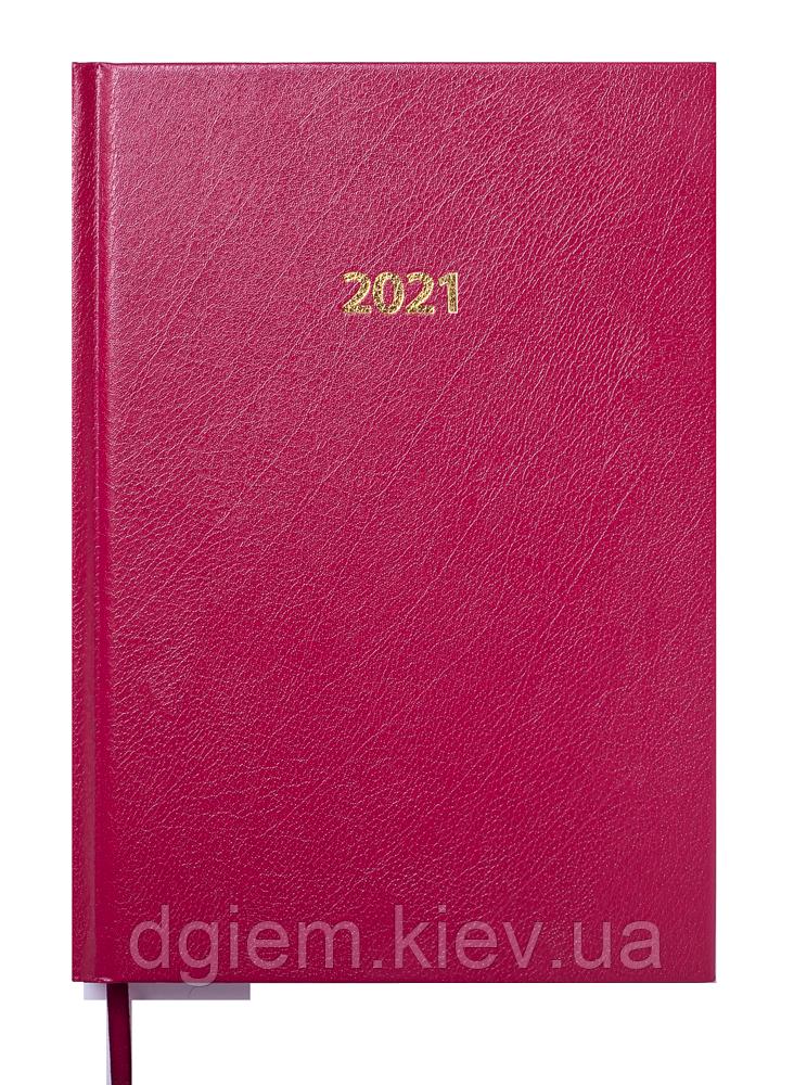 Ежедневник датированный 2021 STRONG A5