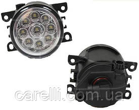 Фара противотуманная левая/правая LED для Renault Scenic/Grand Scenic 2003-08