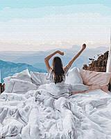 "Картина по номерам. Brushme ""Идеальное утро"" GX34135"