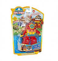 Трансформер транспорт Robocar POLI 378B (Красный Пожарная)