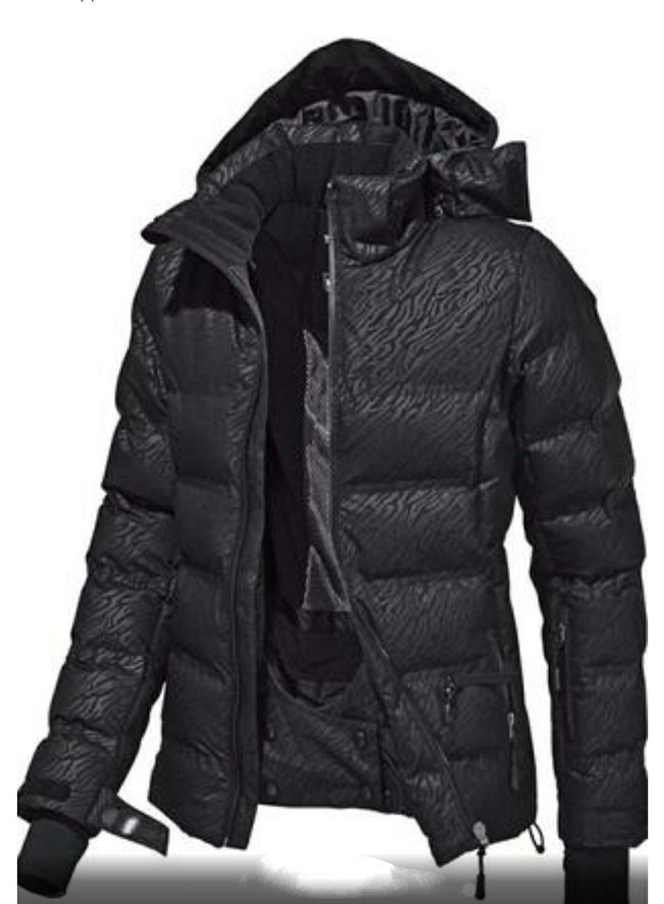 Черная лыжная женская куртка Crivit Pro Recco (Германия)  р.38 (наш 44), 40 (наш 46).
