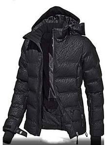 Черная лыжная женская куртка Crivit Pro Recco (Германия)  р.40 (наш 46).