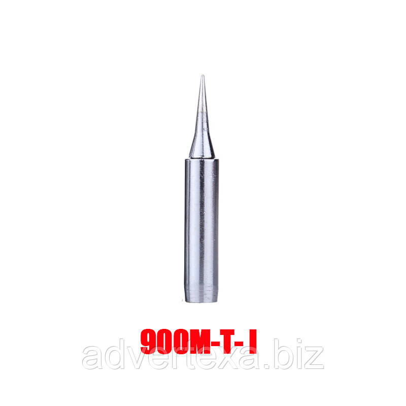 Жало 900M-T-I медное для паяльника и паяльных станций Hakko, Lukey, Аtten, 936, 937, 938, 969, 8586, 852D