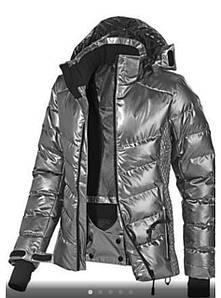 Серебренная лыжная женская куртка Crivit Pro Recco (Германия) р. 36 (наш 42), 38 (наш 44), 42 (наш 48).