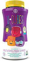 Солгар детские витамины Solgar U-Cubes 120 конфет