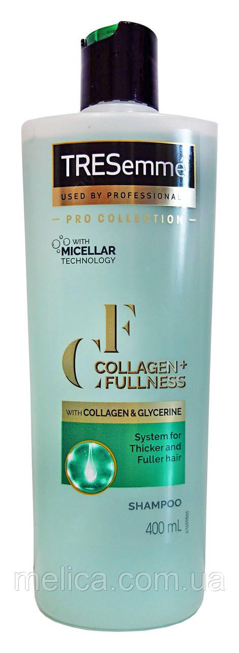 Шампунь TRESemmé Collagen+Fullness для придания объема - 400 мл.