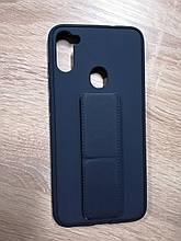 Чехол Samsung A11/M11 Bracket Dark Blue
