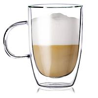"""Чашка с двойным стеклом """"Солито"""" (400 мл.)"""