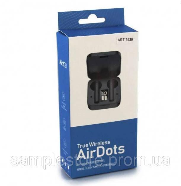 Беспроводные наушники Redmi AirDots PRO+LCD MI