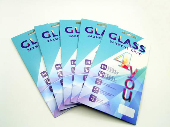 """Защитное стекло 5.3"""" 2.5D (0.3mm) 4you, фото 2"""