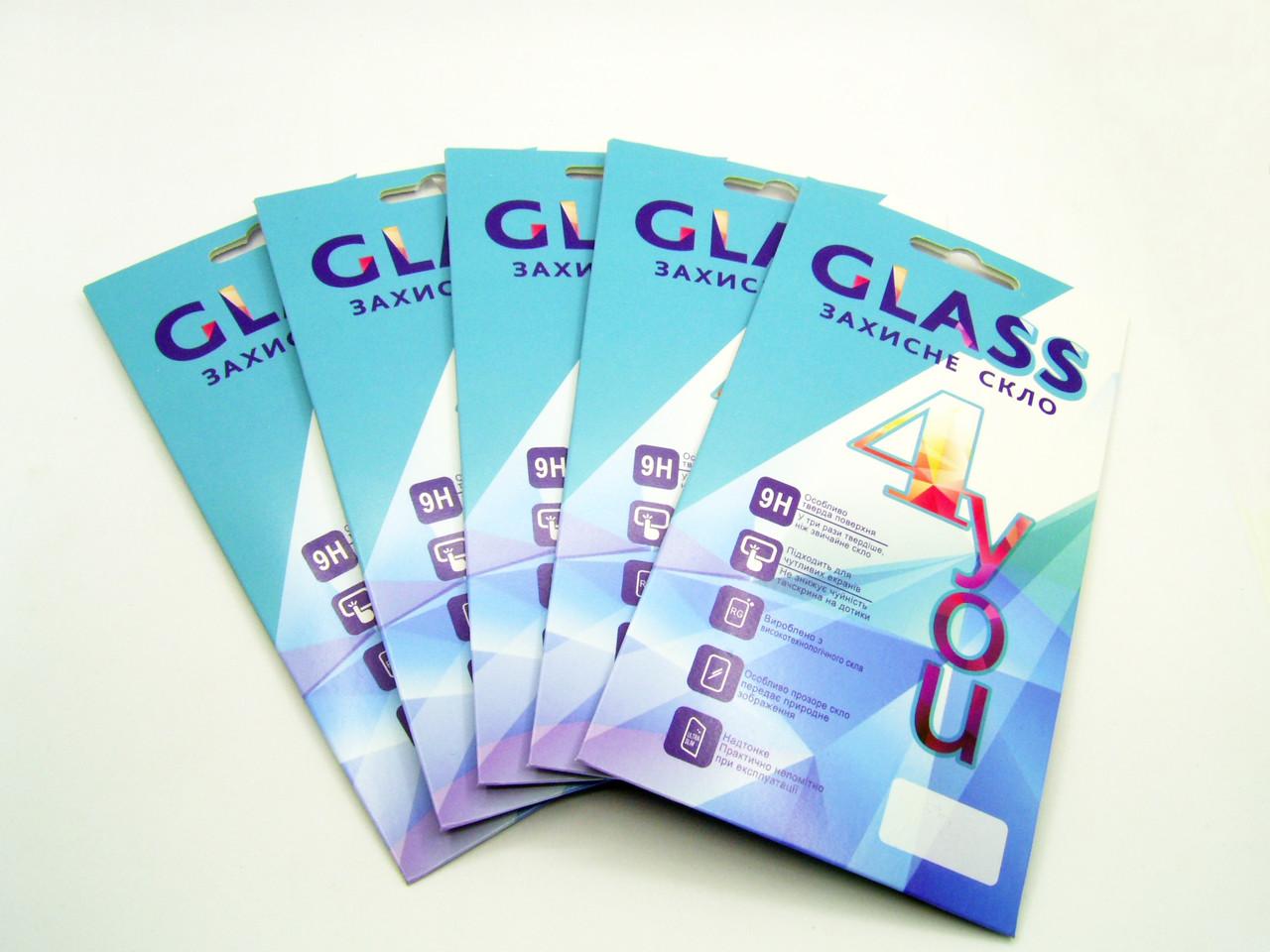 "Защитное стекло 5.3"" 2.5D (0.3mm) 4you"
